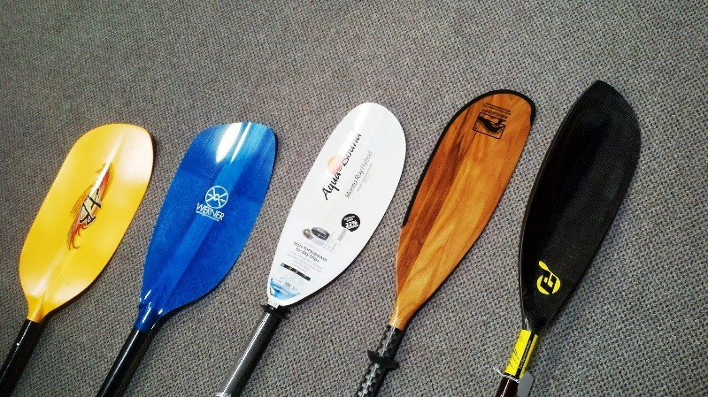 what kayak paddle size do i need