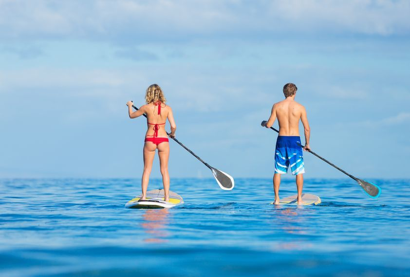 Is Stand Up Paddle Boarding good exercise?