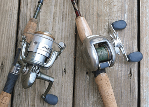 Spinning Rods vs casting rods