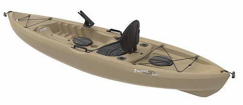 Lifetime tamarack kayak reviews