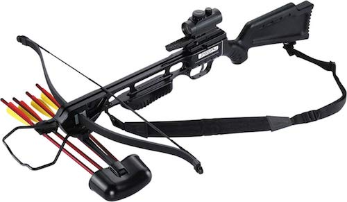 Jaguar 175 lb crossbow review