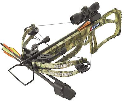 PSE Vector 310 Crossbow review
