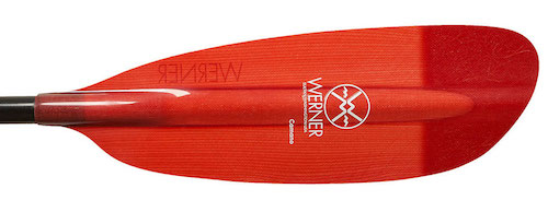 werner paddles review