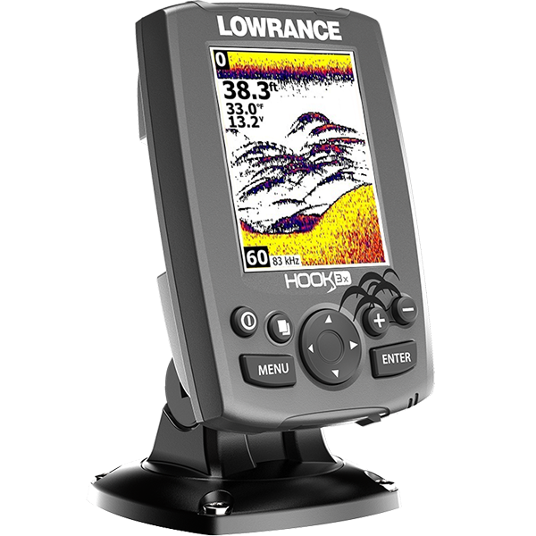 Lowrance hook 3x review
