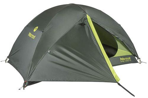 Marmot tent reviews