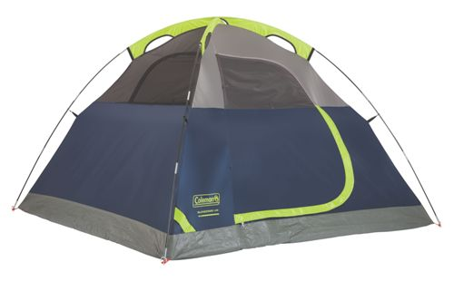 Coleman tent review