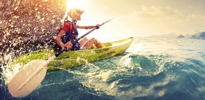 Kayak Paddling Techniques