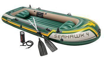 10 Best Inflatable Fishing Boats In 2019 [Detailed Reviews +