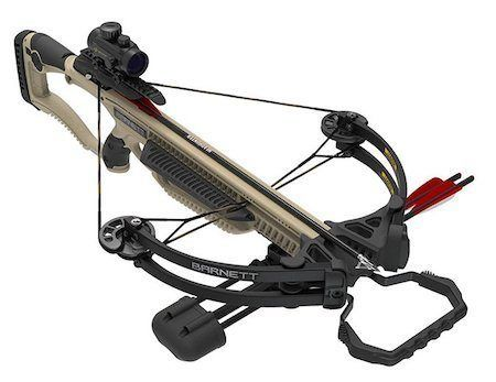 Barnett Recruit crossbow review
